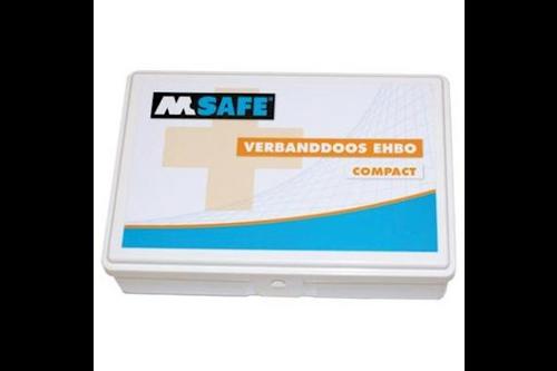 M-safe verbanddoos ehbo compact  , wit, -
