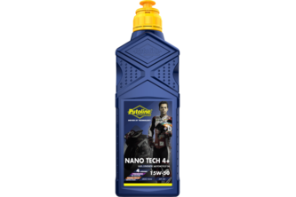 Putoline Nano Tech 4+ 15W-50