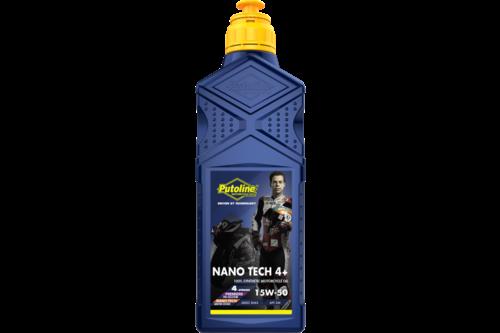 Putoline nano tech 4+ 15w-50 1 l, flacon