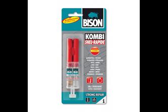 Bison Kombi Snel 24 ML, DUBBELSPUIT