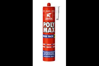 Griffon PolyMax HighTack Wit