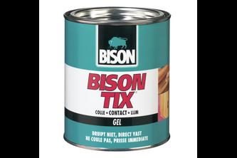 Bison DIY Tix
