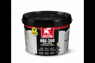 Griffon HBS-200 Liquid Rubber 5 L, Zwart, EMMER