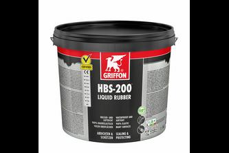 Griffon HBS-200 Liquid Rubber 16 L, Zwart, EMMER