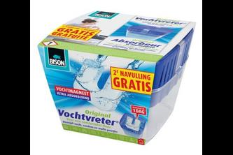 Bison Vochtvreter apparaat neutraal 2x 450 GR