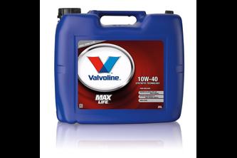 Valvoline Maxlife SAE 10W-40 20 L, Can