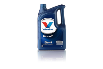 Valvoline All Climate Extra SAE 10W-40 5 L, Can