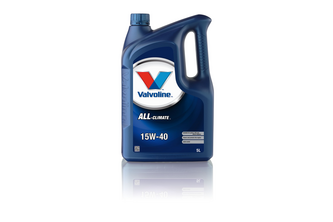 Valvoline All Climate SAE 15W-40 5 L, Can