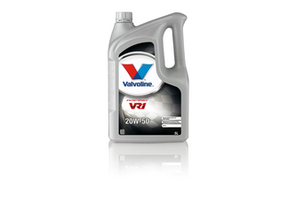 Valvoline VR1 Racing SAE 20W-50 5 L, Can