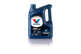 Valvoline Durablend 4T SAE 10W-40 4 L, Can