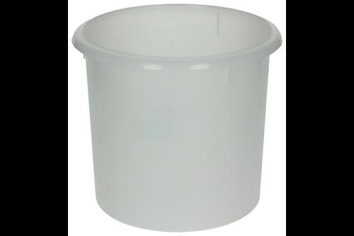 Anza inzetvaatje voor verzetblik 2,5 liter  , 2,5 l