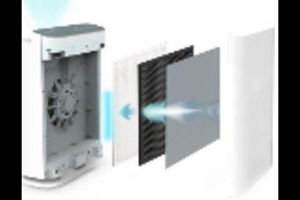 Bestron 3in1 filter voor AIRP200UV luchtreiniger