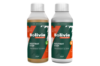 Bolivia Houtrotstop Set