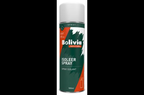 Bolivia isoleerspray 500 ml, wit, spuitbus