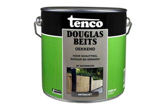 Tenco Douglasbeits Dekkend 2,5 L, ANTRACIET,  , BLIK