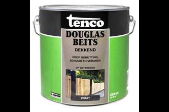 Tenco Douglasbeits Dekkend 2,5 L, ZWART,  , BLIK