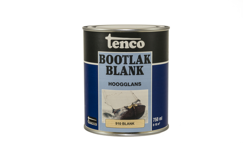 Tenco blanke bootlak 750 ml, blank,  , bus