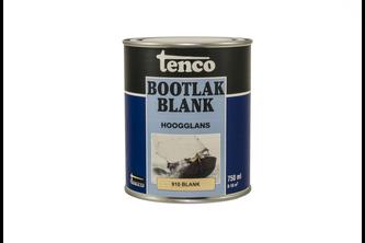 Tenco Blanke Bootlak