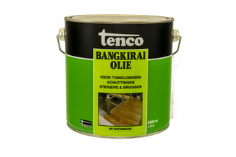 Tenco Bangkiraiolie 2,5 LTR, NATUREL, BUS