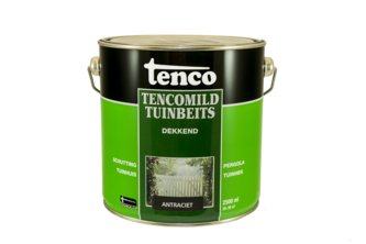 Tenco Tencomild Tuinbeits Dekkend 2.5 LTR, ANTRACIET,  , BUS