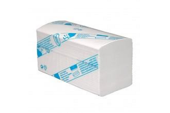 Lucart Eco handdoekpapier recycled z-vouw 2-laags