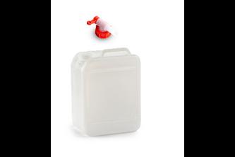 5 liter jerrycan stapelbaar UN-gekeurd met dopkraan