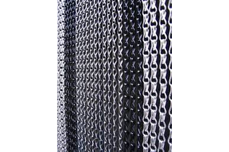 Sun-Arts Deurgordijn aluminium