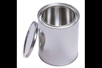 WMM Verfblik leeg inclusief deksel 1 Liter