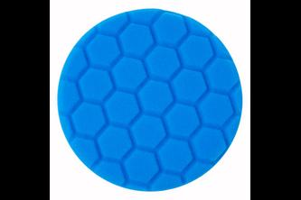 BTC Blue Line BTC Line Blue Poetspad Blauw soft Ø 135 mm