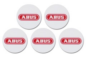 Abus Proximity Chip-Sticker, 5 x Set Smartvest / Terxon SX