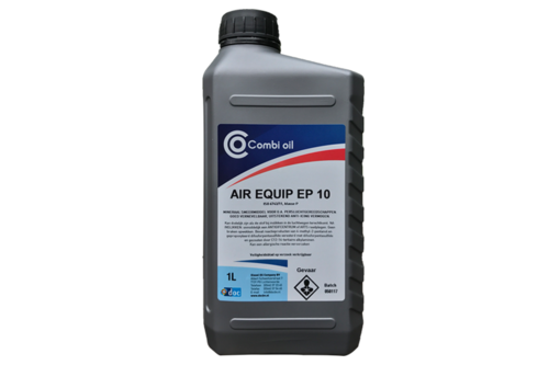 Combi-oil combioil air equip ep 10 tackerolie 1 l