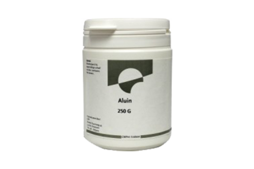 Aluin (kaliumaluminiumsulfaat) 250 gr