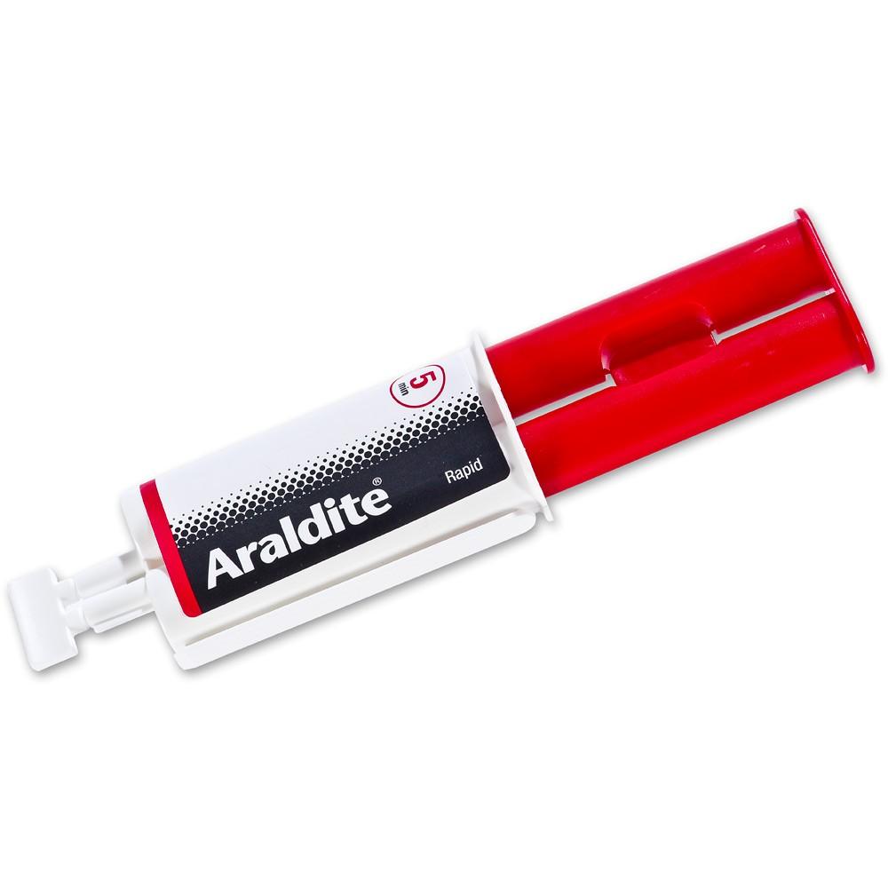 Afbeelding van Araldite rapid 24 ml, dubbelspuit