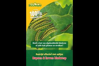 ECOSTYLE Aaltjes tegen larven bladwesp FC
