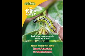 ECOSTYLE Aaltjes tegen larven buxusmot FC 10 miljoen/20 m2