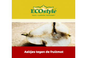ECOSTYLE Aaltjes tegen larven fruitmot FC