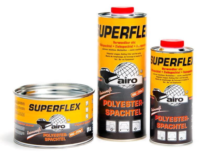 Afbeelding van Airo superflex 2,5 kg, wit, blik