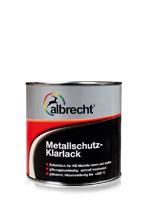 Afbeelding van Albrecht metaalbeschermingslak 2,5 l, transparant
