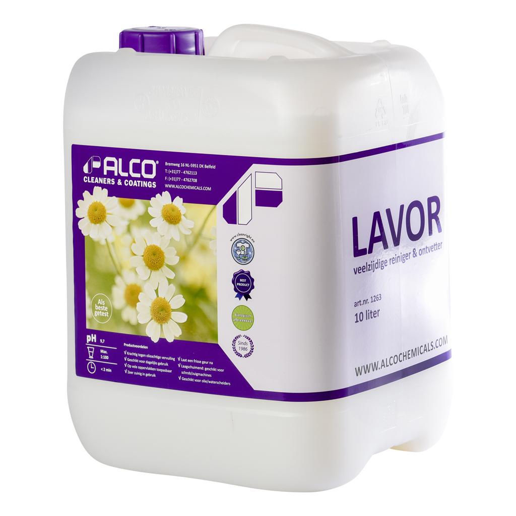 Afbeelding van Alco lavor veelzijdige reiniger en ontvetter 10 l