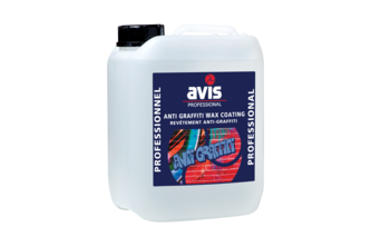 Avis Anti Graffiti Wax Coating 10 LTR