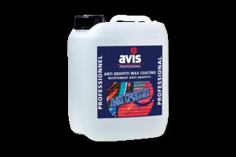 Avis Anti Graffiti Wax Coating 10 LTR