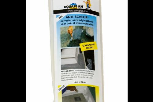 Aquaplan anti-scheur 4 m x 0,25 m