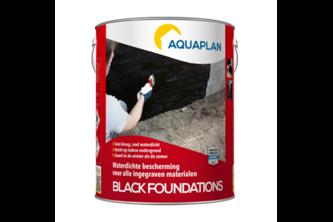 AquaPlan Black Foundations 4 L