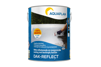 AquaPlan Dak-Reflect 4 L + 20% gratis