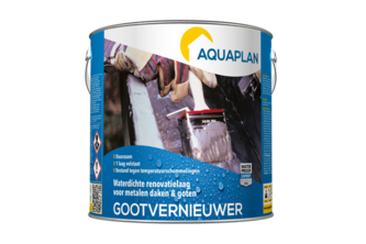 AquaPlan Gootvernieuwer