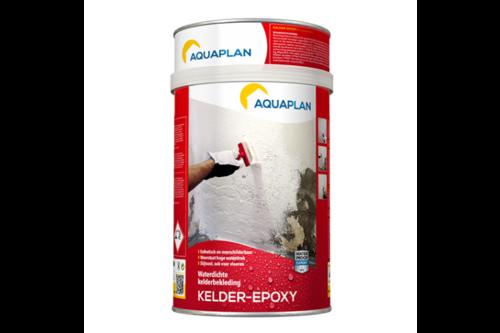 Aquaplan kelder epoxy 4 l