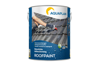 AquaPlan Roofpaint Antraciet 5 L