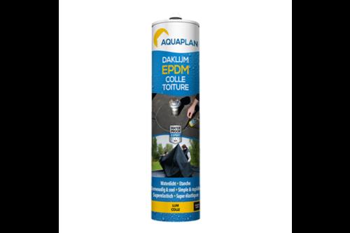 Aquaplan rubber dak epdm-lijm 290 ml