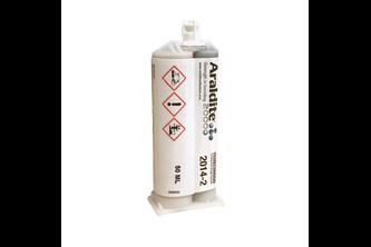 Araldite 2014-2 Epoxylijm 50 ML, DUBBELSPUIT