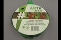 Hwtc arta tuinnet 5x10 m,  , maas 28x28 mm, zwart